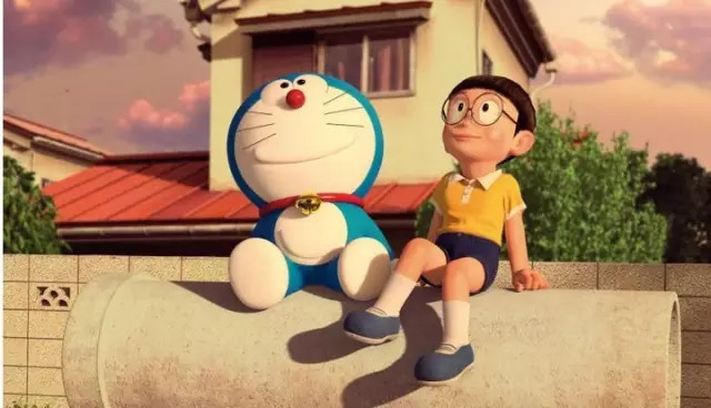 自上月底3d动画电影《哆啦a梦:伴我同行》在内地公映以来,全民掀起了
